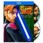 Star Wars Clone Wars - Season 5 [Blu-ray]